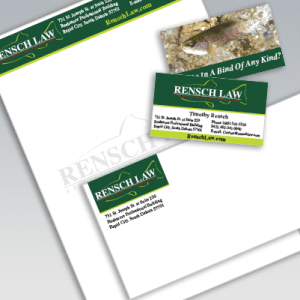 Rensch Law Office Brand Development