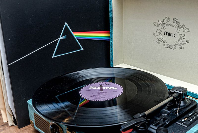 Record Player - Top Songs