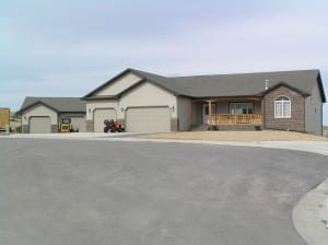 Custom Home Building Wolter Construction, Piedmont, SD