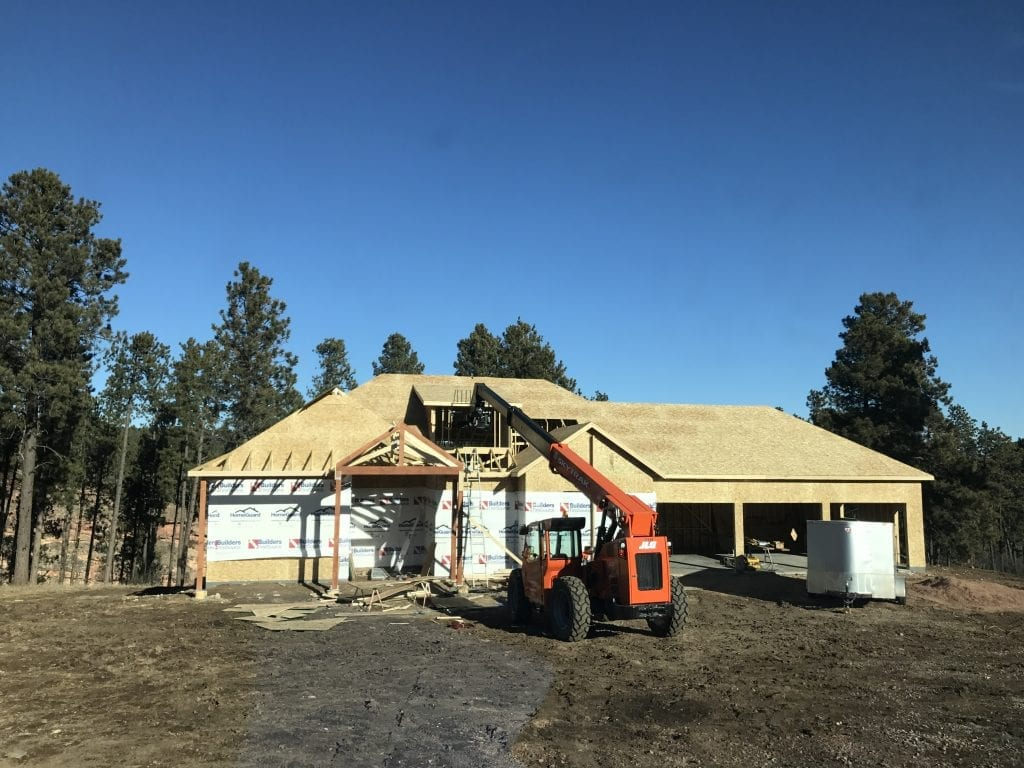 Wolter Construction building the new house of your dreams