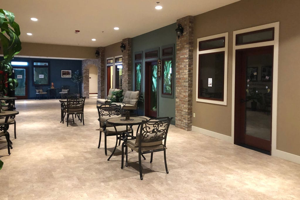 Assisted Living Main Street Area