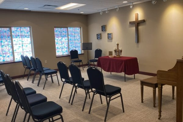The Assisted Living Chapel