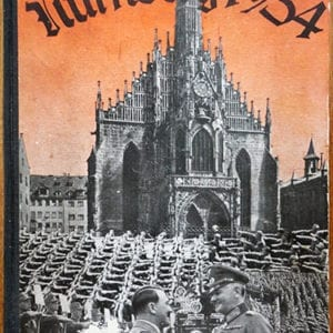 PHOTO BOOK REICH PARTY DAYS NÜRNBERG 1934