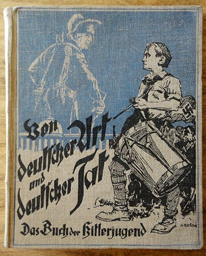 1935 HITLER YOUTH BOOK