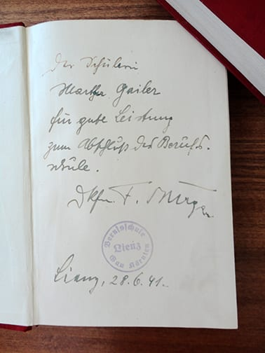 """1940 SOLDIER'S EDITION OF ADOLF HITLERS """"MEIN KAMPF"""""""