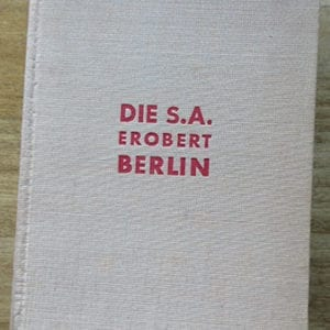 1941 PHOTO BOOK S.A. CONQUERS BERLIN