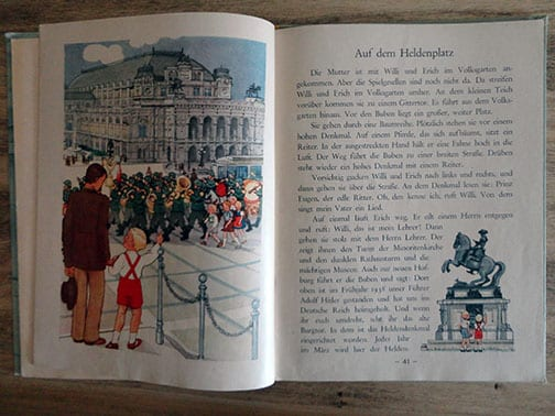 1942 FIRST READING BOOK ELEMENTARY SCHOOL PART TWO