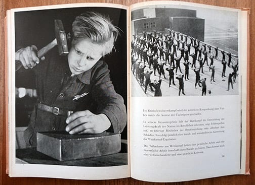 HITLER YOUTH PHOTO BOOKS