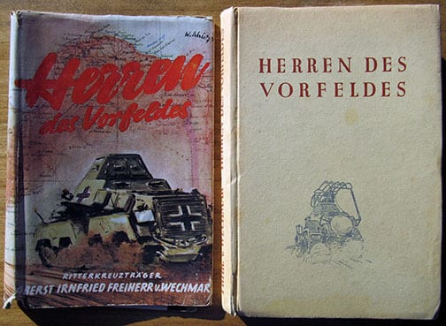 1942 THIRD REICH BOOK ON THE CAMPAIGN IN NORTH AFRICA