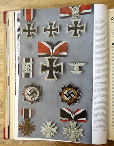 1942/43 ISSUES OF RARE THIRD REICH PERIODICAL