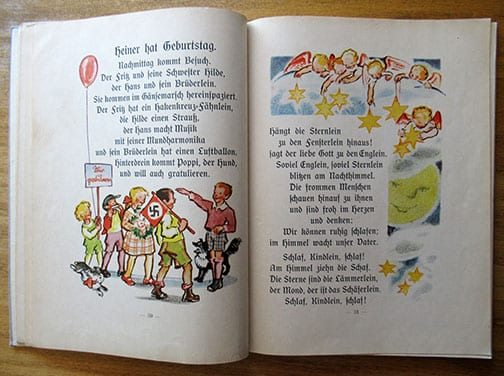 PRIMARY READER FOR THE LITTLE ONES IN NUREMBERG