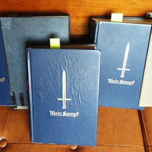 """1939 SPECIAL EDITION OF ADOLF HITLERS """"MEIN KAMPF"""""""