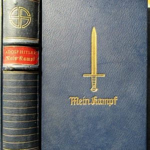 "1939 SPECIAL EDITION OF ADOLF HITLERS ""MEIN KAMPF"" (1)"