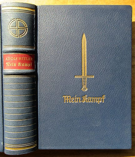 "1939 SPECIAL EDITION OF ADOLF HITLERS ""MEIN KAMPF"" (2)"