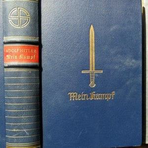 """1939 SPECIAL EDITION OF ADOLF HITLERS """"MEIN KAMPF"""" (4)"""