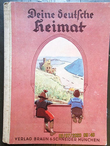 PRIMARY READER: A JOURNEY THROUGH HITLER-GERMANY
