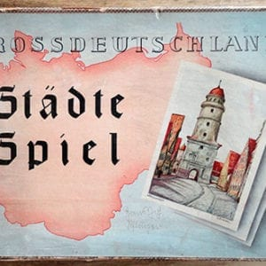 THIRD REICH BOARD GAME