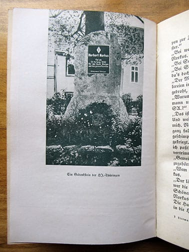 1934 PHOTO BOOK ON HERBERT NORKUS