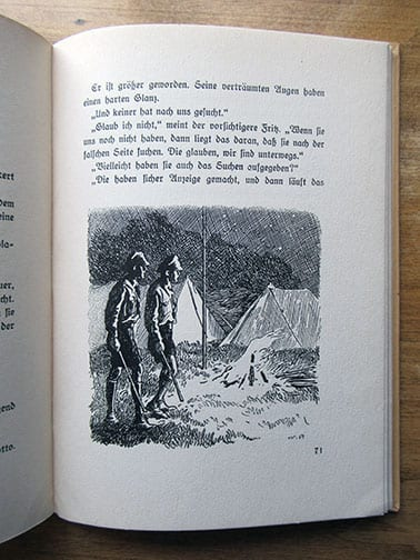 1934 PHOTO BOOK ON ANOTHER HITLER YOUTH MARTYR