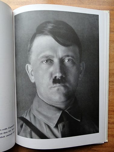 1939 HEINRICH HOFFMANN HITLER IN PICTURES FROM 1919 TO 1939