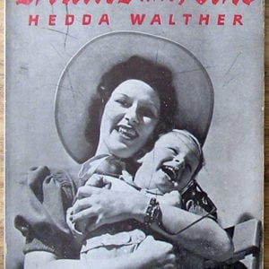 1941 THIRD REICH PHOTO BOOK 'MOTHER & CHILD'