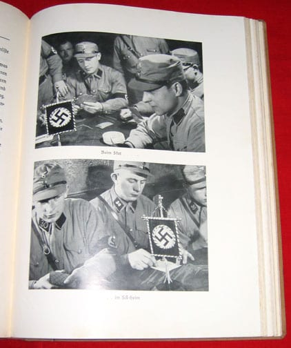 1934 PHOTO BOOK HONORING THE S.A.