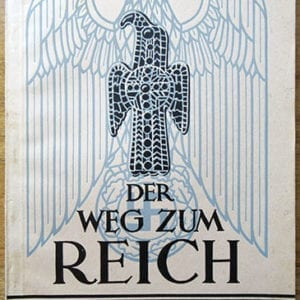 1941 HISTORY BOOK FOR MEMBERS OF THE SS AND WAFFEN-SS