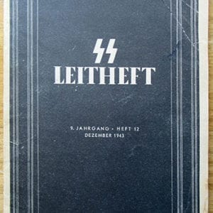 SS LEITHEFT ISSUE 12 / 1943