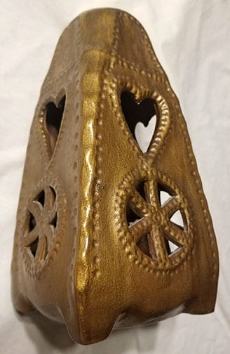 ALLACH SS-JULLEUCHTER / YULE CANDLE HOLDER