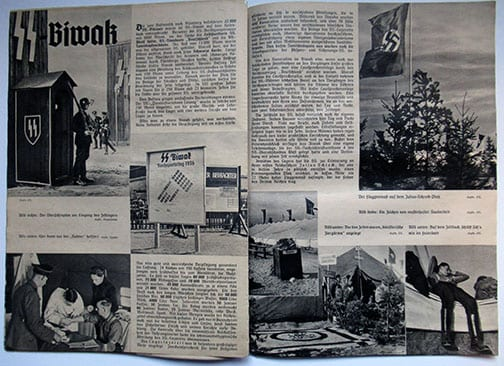 PERIODICAL FOR SUPPORTERS OF THE SS / 1936 REICH PARTY DAYS EDITION