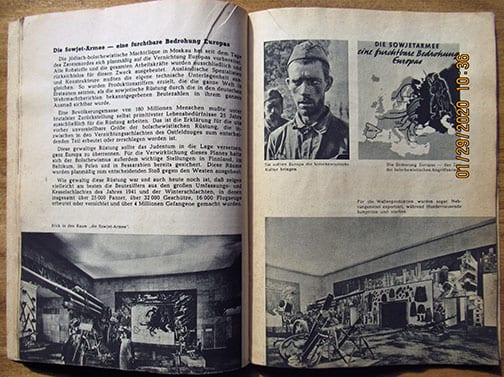 1943 ANTI-SOVIET EXHIBITION GUIDE