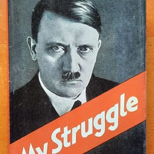 """'STALAG' EDITION OF ADOLF HITLERS """"MEIN KAMPF"""""""