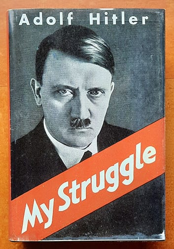 "'STALAG' EDITION OF ADOLF HITLERS ""MEIN KAMPF"""