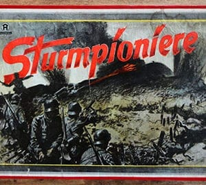 THIRD REICH MILITARY BOARD GAME STURMPIONIERE