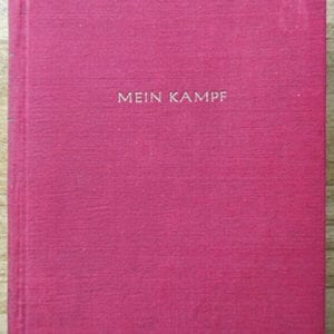 """1941 SOLDIER'S EDITION OF ADOLF HITLERS """"MEIN KAMPF"""""""