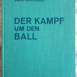 1933 PHOTO BOOK ON SOCCER IN THE THIRD REICH