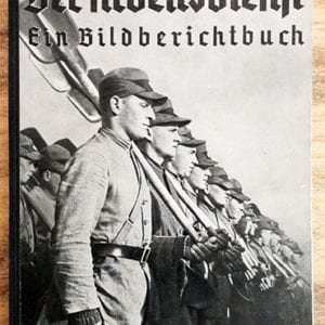 THIRD REICH LABOR SERVICE PHOTO BOOK