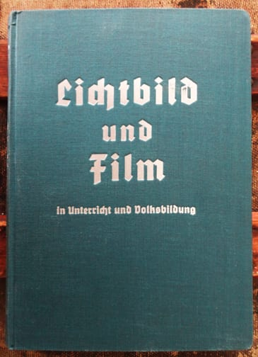 1936 PHOTO BOOK ON THE MAKING OF FILM AND PHOTOGRAPHS