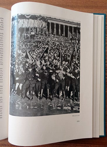 1936 PHOTO BOOK ON FREETIME ACTIVITIES IN THE REICH