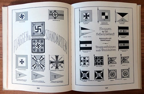 1937 HEAVILY ILLUSTRATED BOOK ON THE STRUCTURE OF NAZI GERMANY