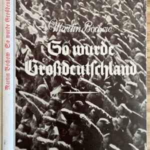 1938 PHOTO BOOK ON THE GREATER GERMAN REICH