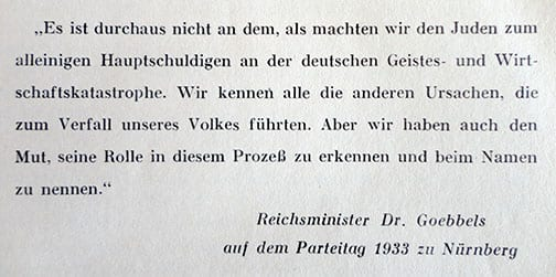 SCARCE OFFICIAL 1935 & 1936 NAZI YEARBOOK ON JEWS IN GERMANY