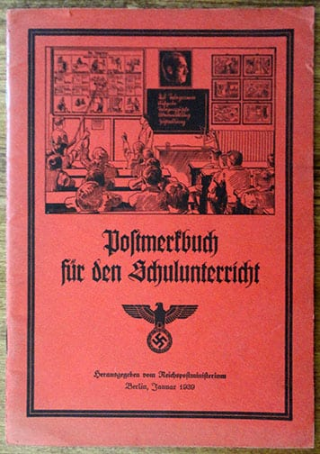 1939 ILLUSTRATED BOOKLET ON THE NAZI GERMAN POSTAL SERVICE