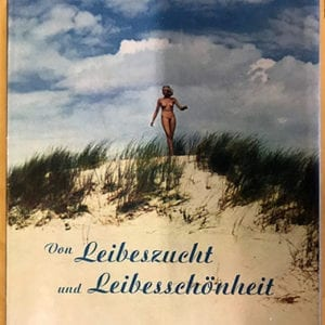 1940 FULL COLOR NUDE PHOTO BOOK BY KURT REICHERT