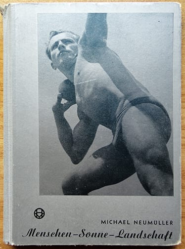 1940 NAZI NUDE PHOTO BOOK