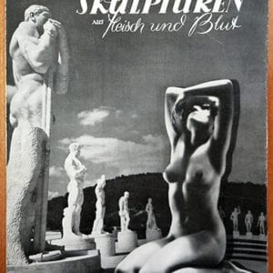 THIRD REICH PUBLICATIONS ON NUDE PHOTOGRAPHY