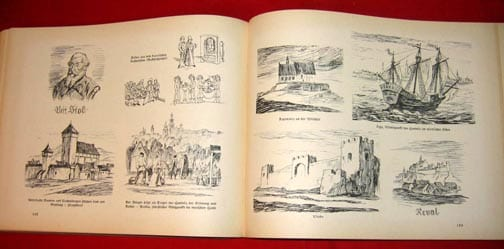 1943 NAZI BOOK AGAINST RUSSIA AND THE EAST