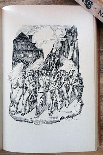 1941 ILLUSTRATED BOOKS ON THE NAZI STRUGGLE IN AUSTRIA