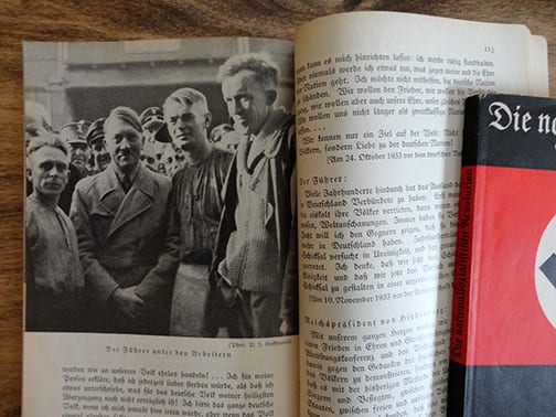 COMPLETE 4 VOLUME THIRD REICH PHOTO BOOK SET