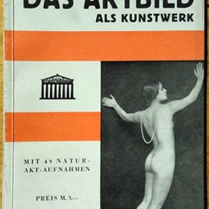 ORIGINAL 1930's NUDE PHOTOGRAPHY PHOTO BOOK
